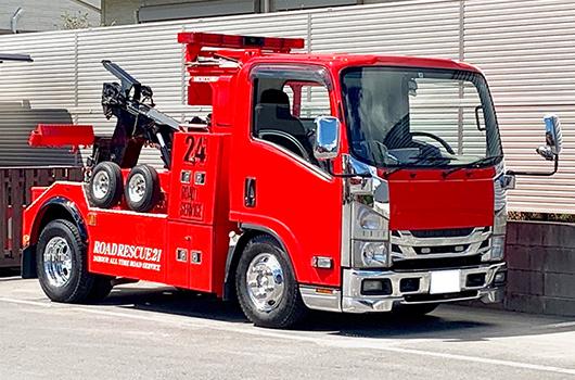 イスズ 小型レッカー CENTURY 211